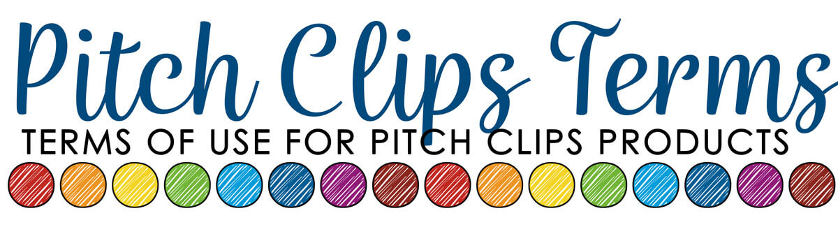 Pitch-Clips-Terms