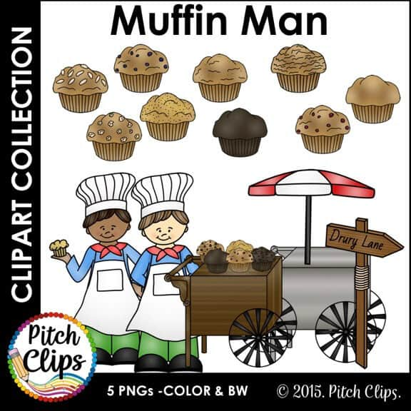 Amazing clipart from Pitch Clips for TpT authors!