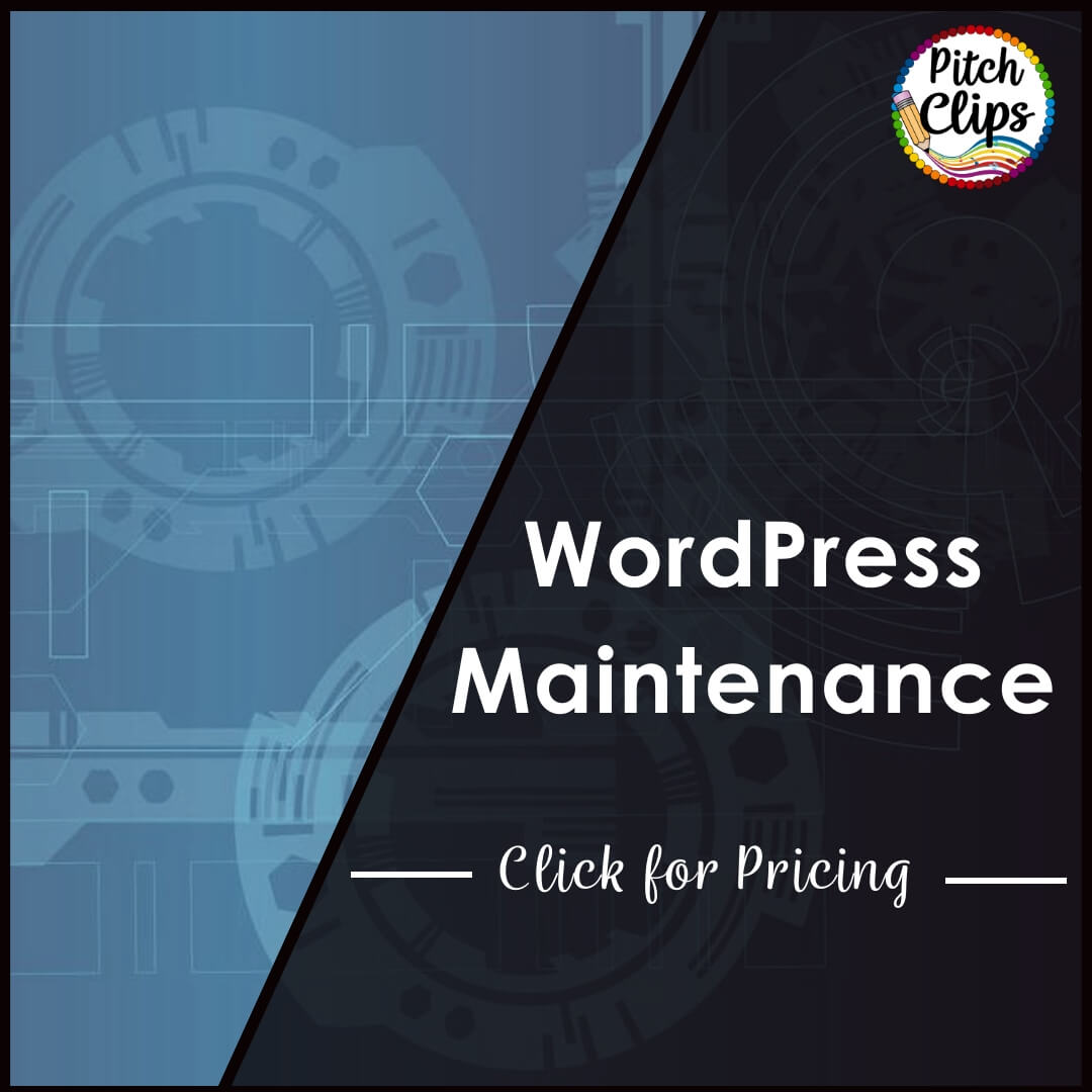 WordPress Maintenance (1)