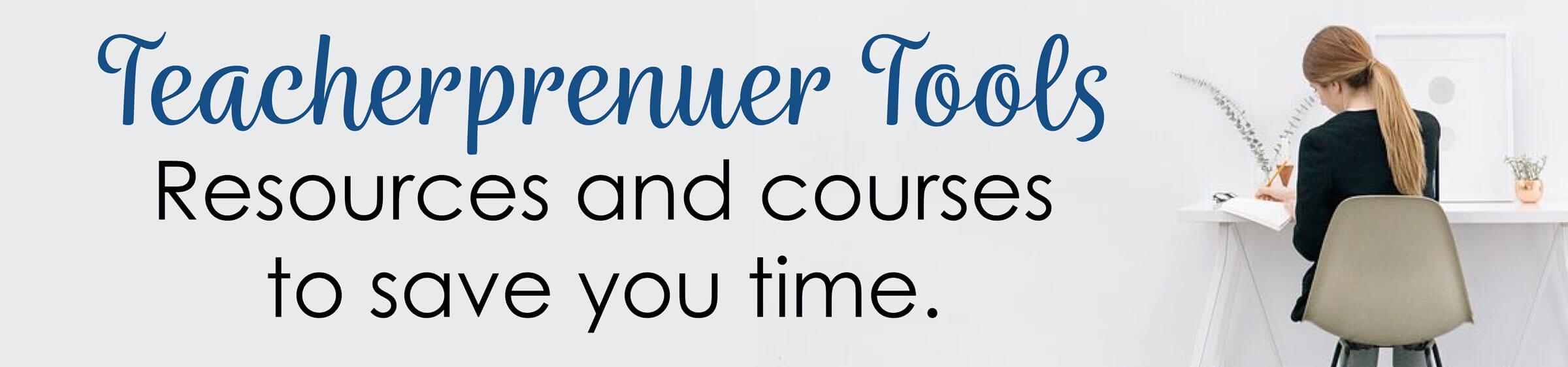 Teacherprenuer-Tools-Updated